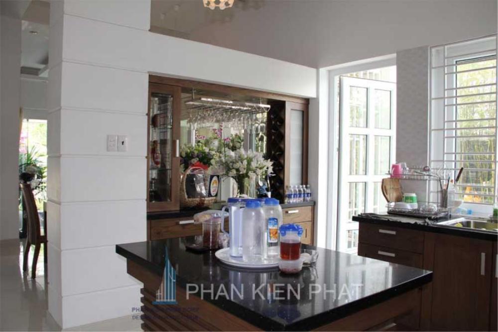 Phòng bếp và phòng ăn góc view 2