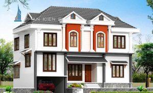 - Two-floor Modern Villa at Long An Province