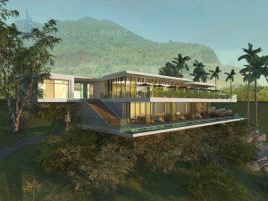 - Villa at Mui Ne beach
