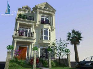 - Classical Villa in Hoc Mon