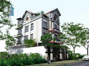 - Modern and classic mixing style Villa at BinhPhuoc
