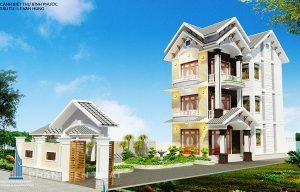 - Three floor Classic Villa with Garden view