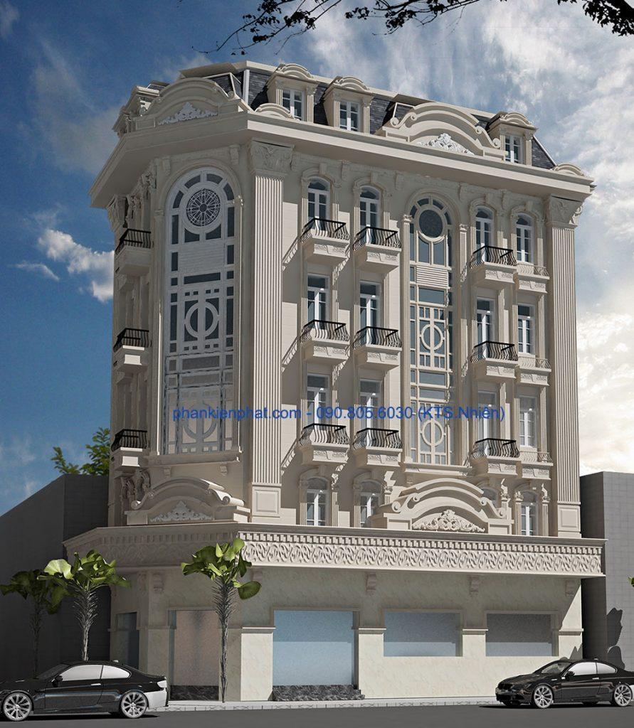 - Classic French Villa