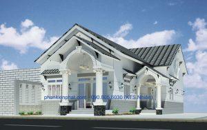 - Mini Villa with L style