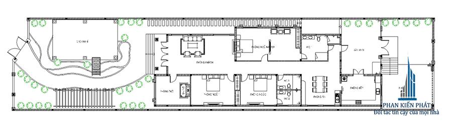 biet-thu-vuon - Biệt thự sân vườn 1 tầng tại Đắc Lắc