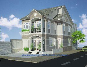 - Two-floor Villa at Binh Phuoc
