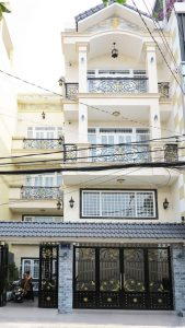 - 4 floor Town Villa in Tan Phu