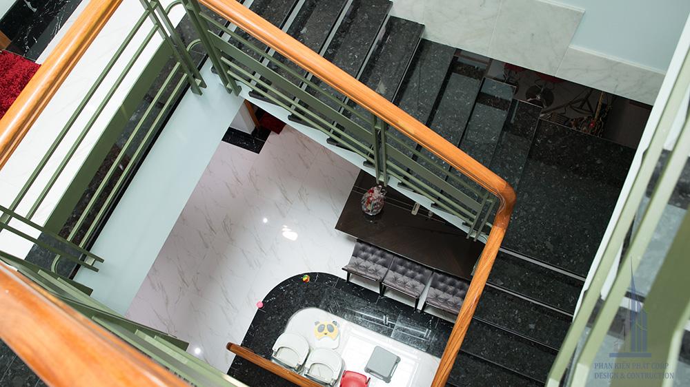 Nội thất hoàn thiện Phan Kiến Phát thực hiện góc view 10