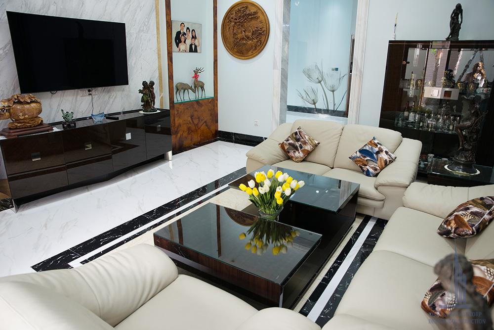 Nội thất phòng khách góc view 1