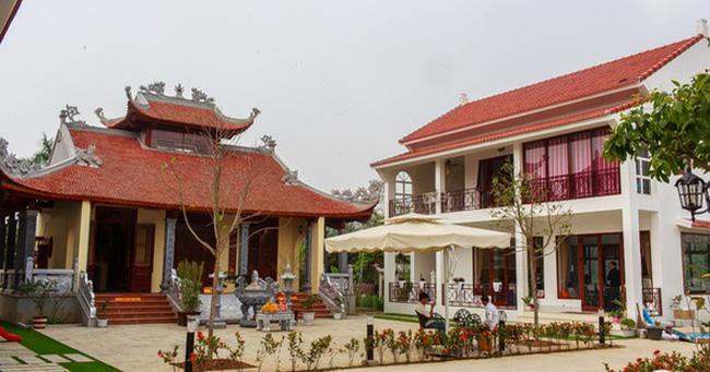 biet-thu - Biệt thự nhà vườn của ca sĩ Việt Hoàn