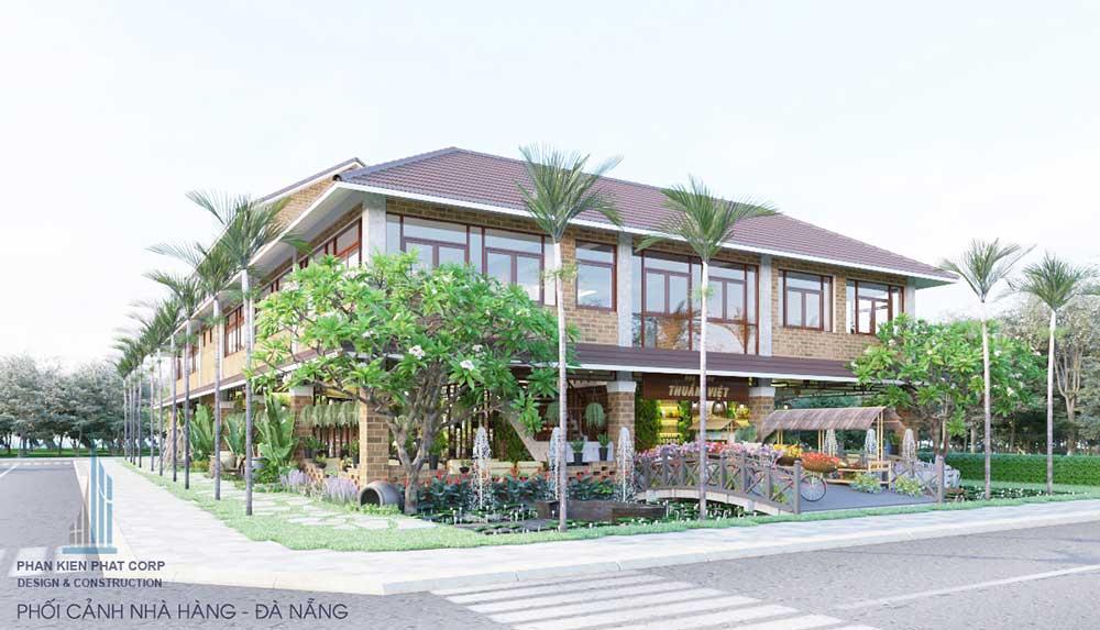 Nhà hàng 3 miền Thuần Việt tại Đà Nẵng