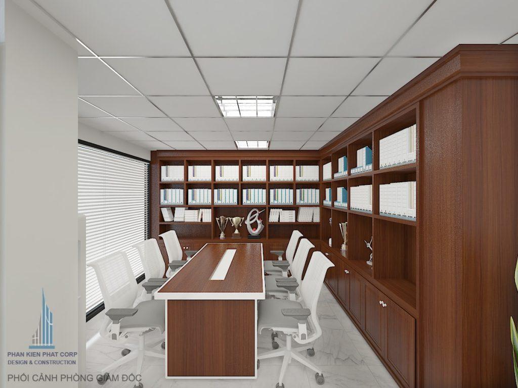 not-that, cai-tao - thiết kế văn phòng làm việc