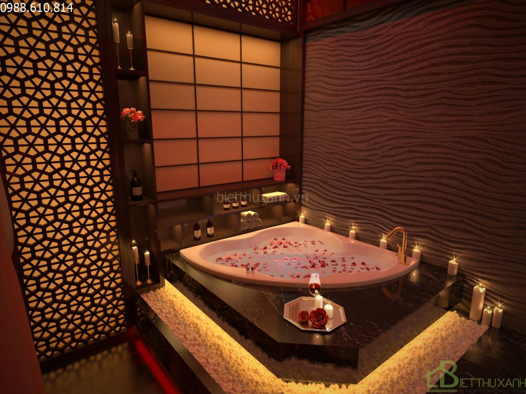 Design VIP massage room 03