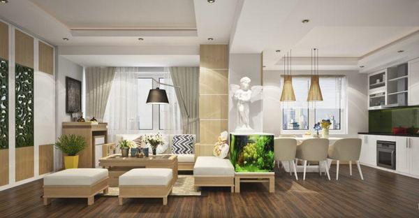 tham-khao, biet-thu - Những lưu ý nhất định phải biết thiết kế nhà chung cư đẹp