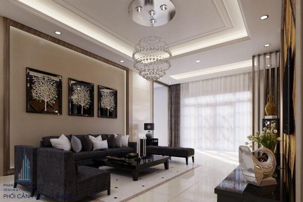 mẫu nhà thiết kế nội thất đẹp