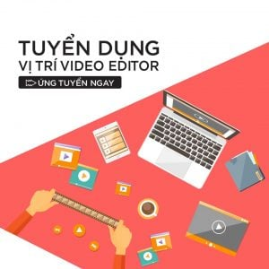 Banner Tuyen Video Editor